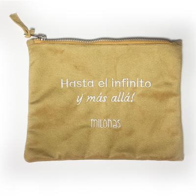 """""""HASTA EL INFINITO Y MÁS ALLÁ"""""""